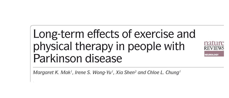Bewegungstherapie bei Parkinson