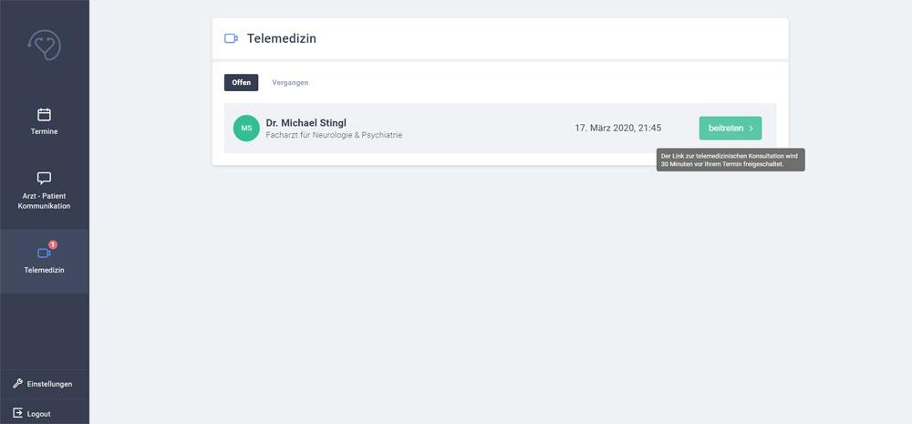 Übersicht Telemedizin